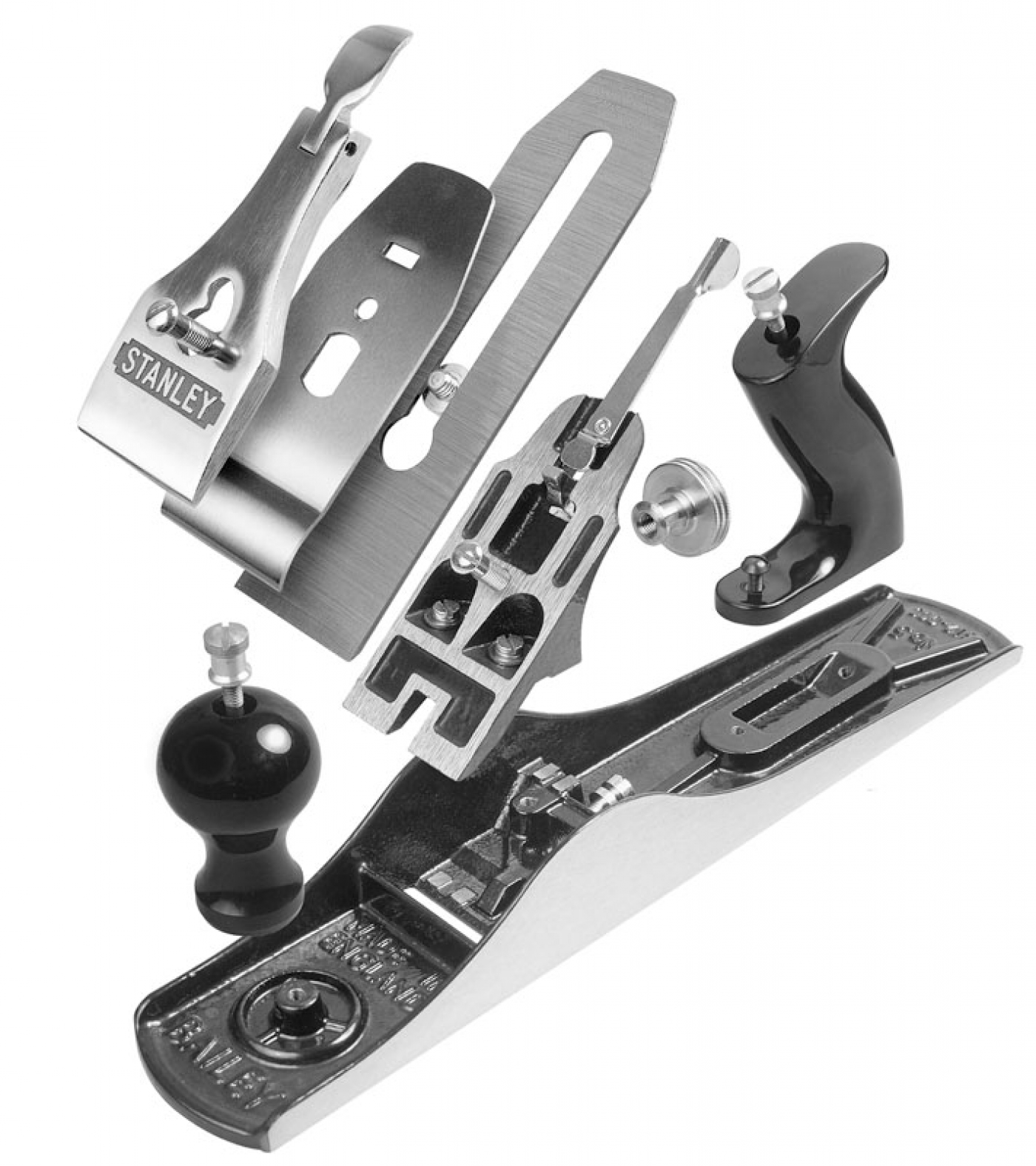 BAILEY® PROFESSIONAL JACK BENCH PLANES # 5