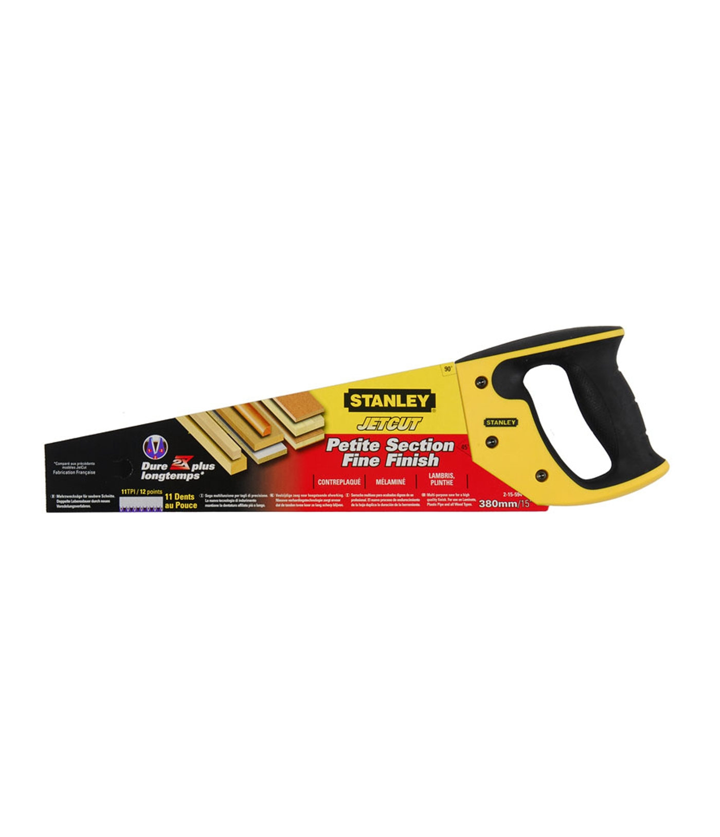 JET CUT FINE FINISH WOOD SAW 380MM