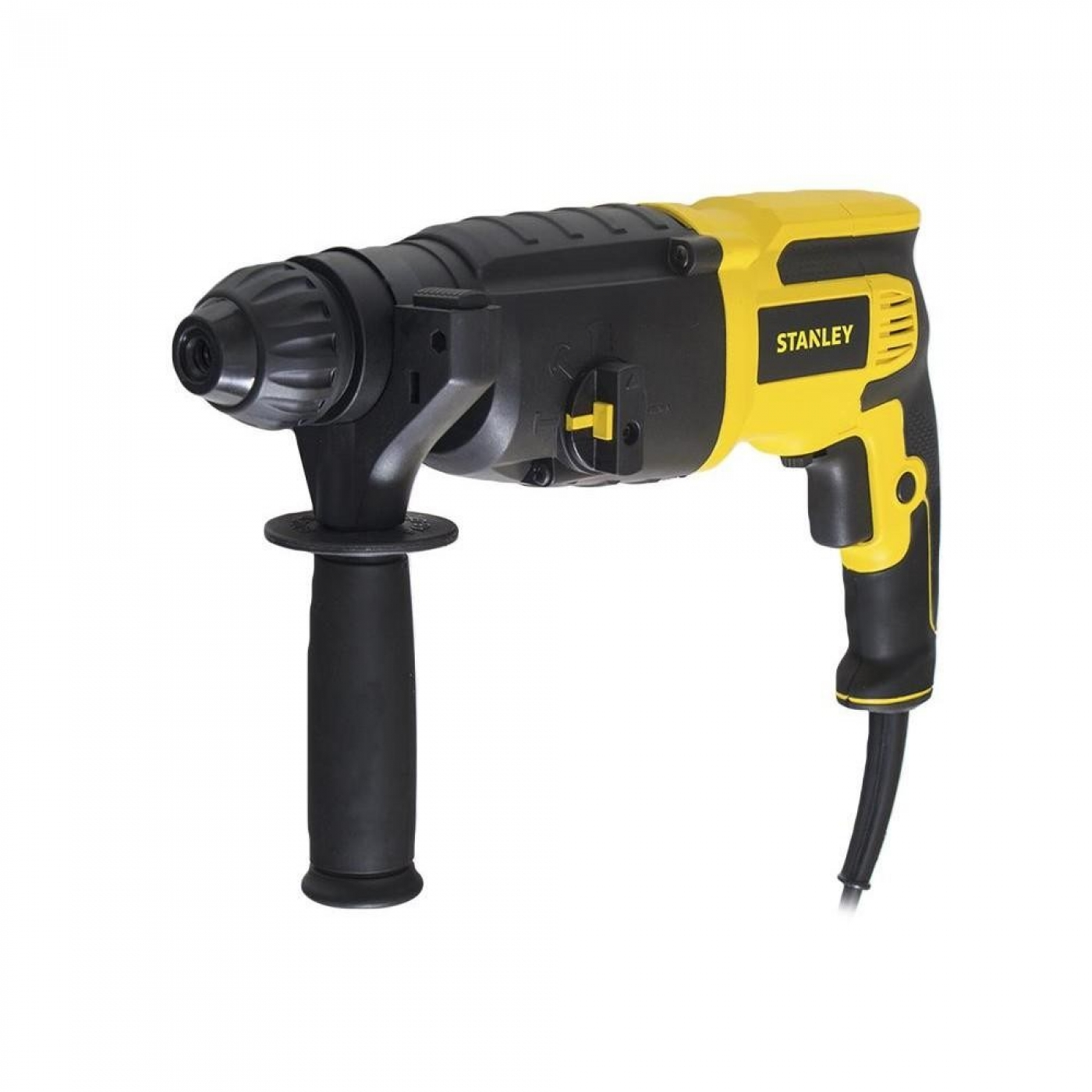 26mm 800W 3 Mode 2 Kg SDS + Hammer Drill + Kitbox