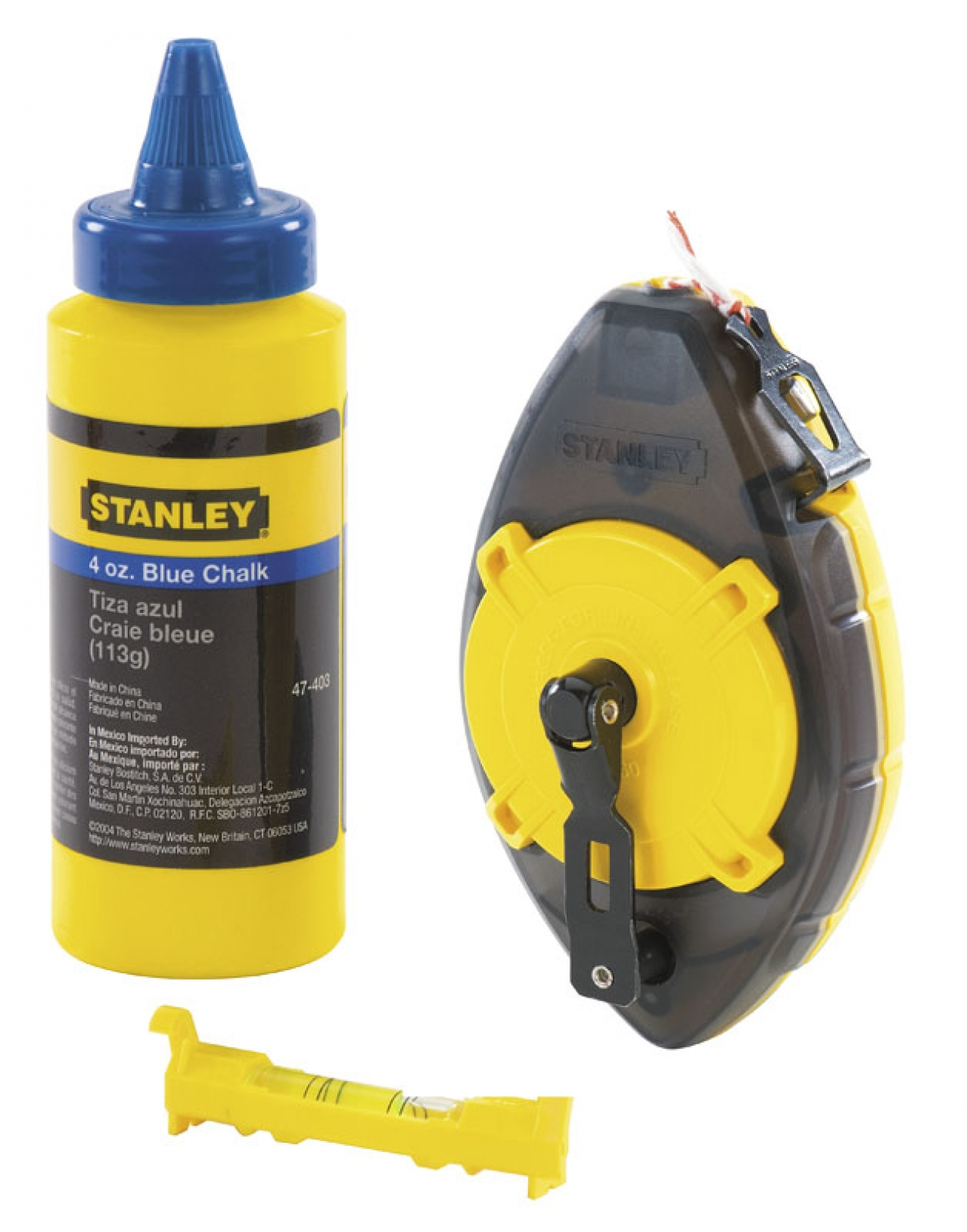 POWERWINDER CHALK LINE KIT