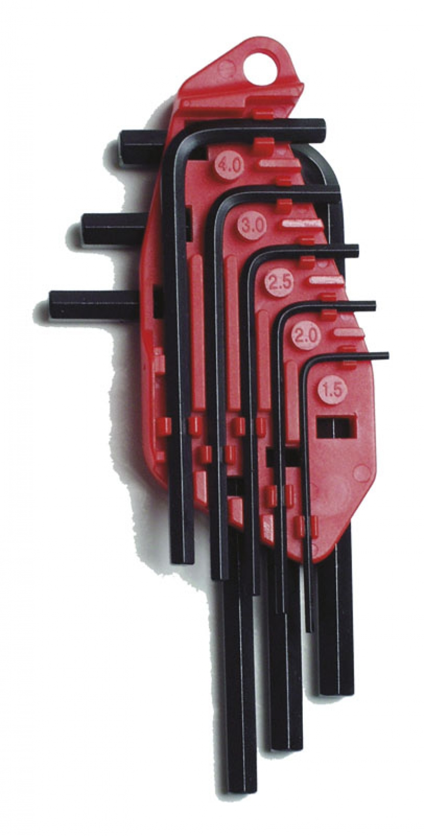 8 & 10-PIECE STRAIGHT MALE ELBOW HEX KEY SETS