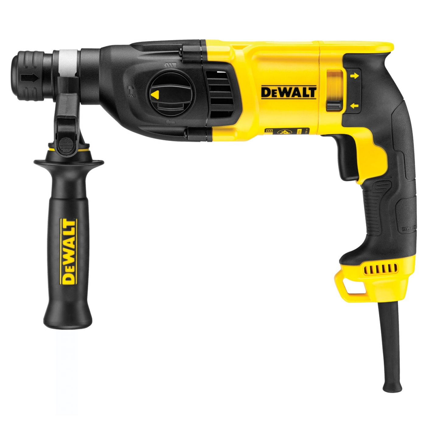 DEWALT D25133K-B5 HEAVY DUTY SDS PLUS COMB. HAMMER; 26MM; 220V