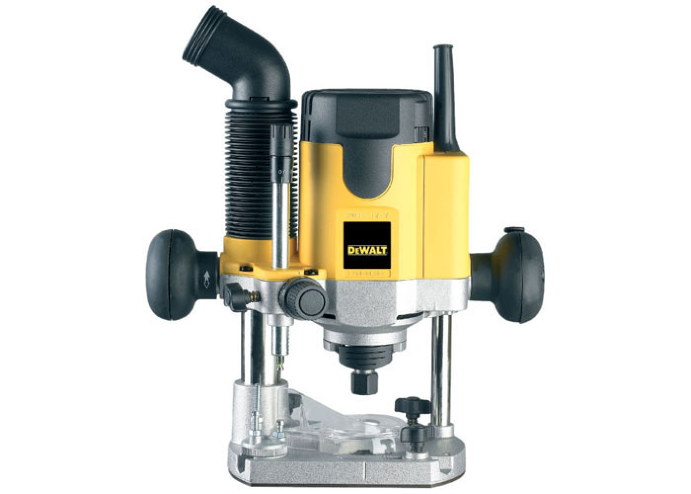 DEWALT DW622K-GB 12MM PLUNGE ROUTER VARIABLE SPEED 1400W 220V