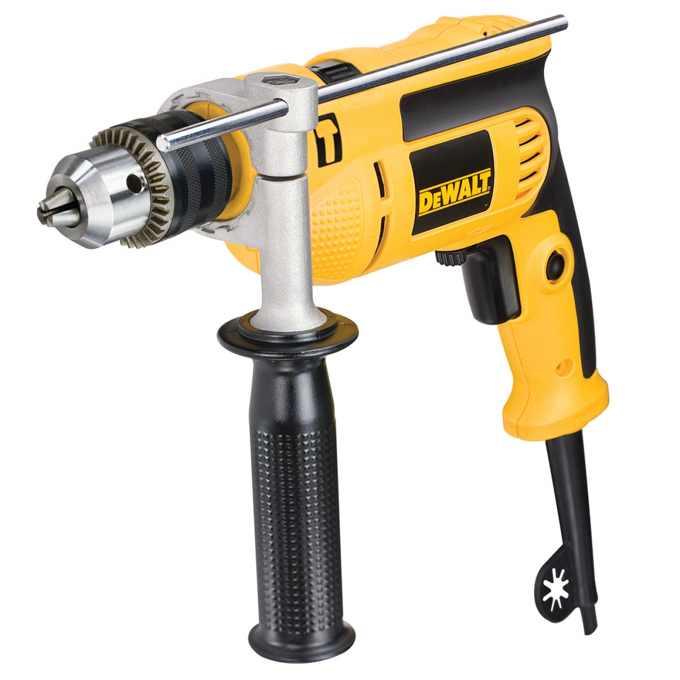 DEWALT DWD024K-LX Percussion Drill 13mm with Kit Box - (110V)