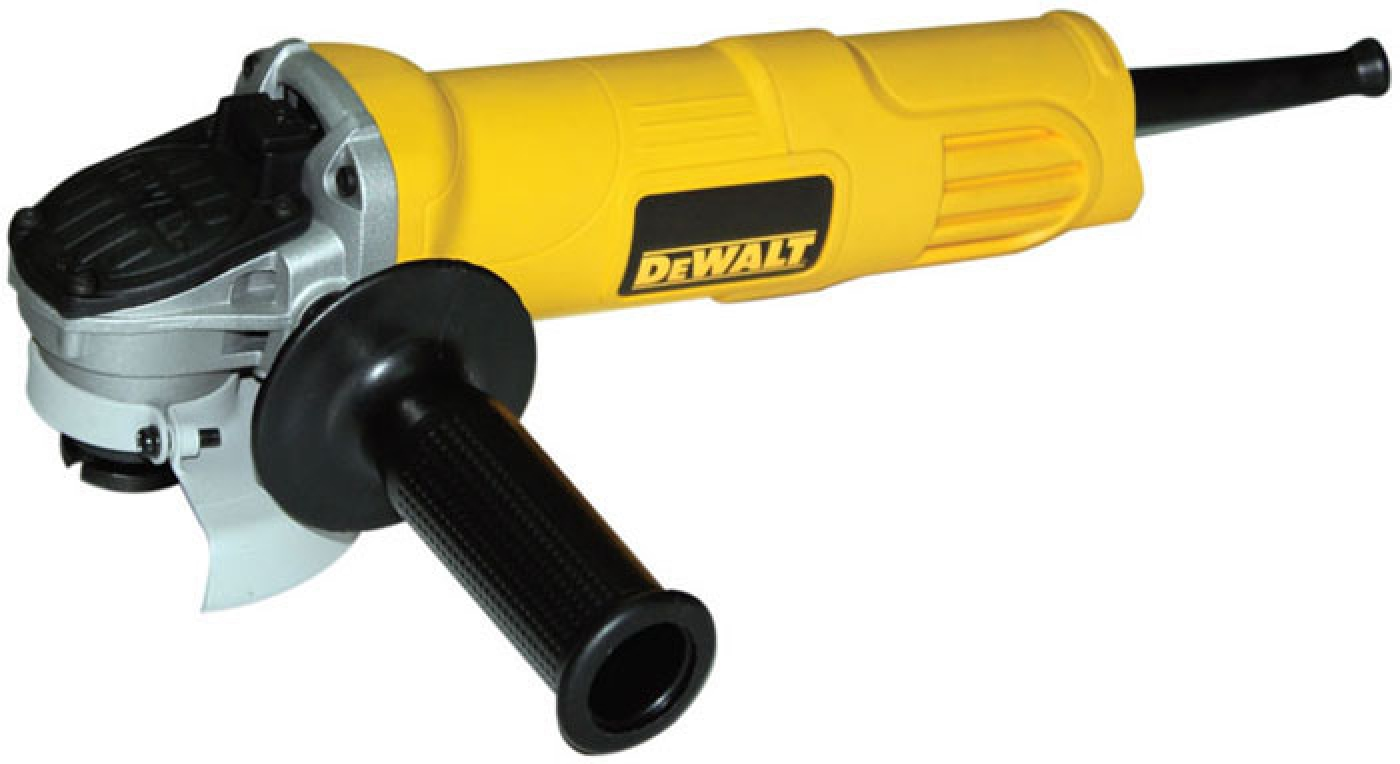 DEWALT DWE4001-B5 100MM SMALL ANGLE GRINDER 800W TOGGLE SWITCH 220V