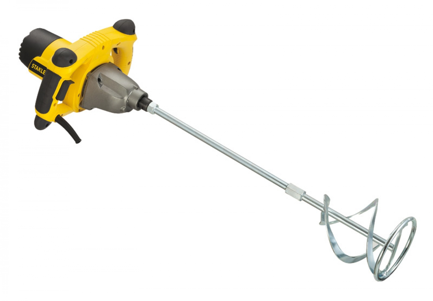 1400W - 2 Gear Variable Speed Mud Mixer