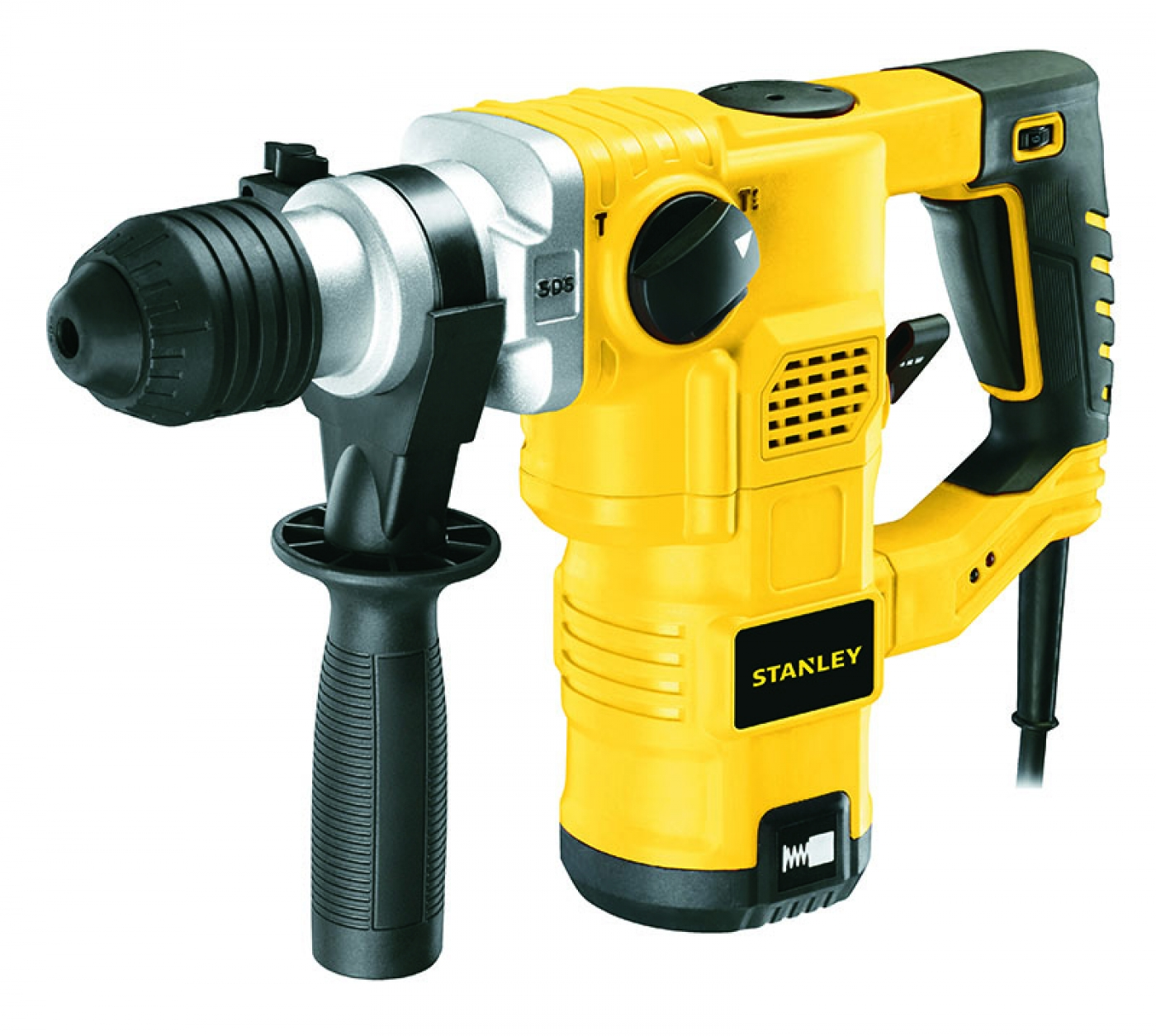 32MM 1250W 3 MODE L-SHAPE SDS-PLUS HAMMER