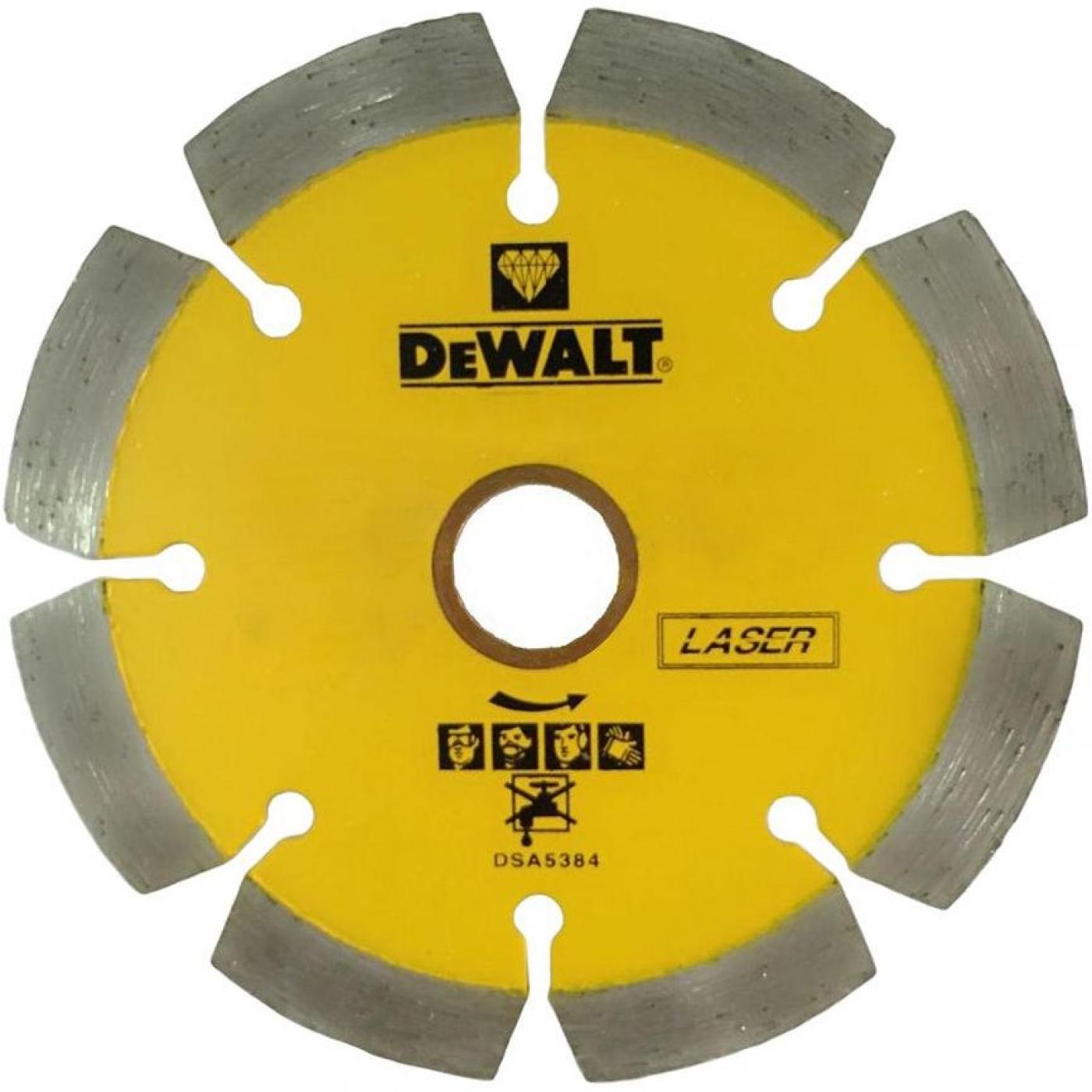 DeWalt DX3701 Concrete Laser Blade